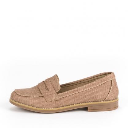 Loafers ελληνικής κατασκευής - ΚΑΦΕ 914