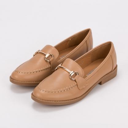 Loafers με ενισχυμένη σόλα - ΧΑΚΙ LL-1044