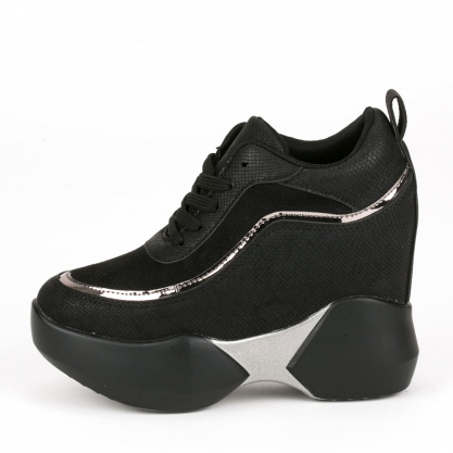 b6dc5963c76 Sneakers πλατφόρμα με εσωτερικό τακούνι - Shooz!