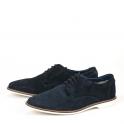 Μπλε καστόρ δετά παπούτσια