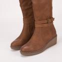 Μπότες με πλατφόρμα