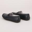 Μπλε loafers IGI&CO