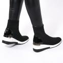 Μποτάκια sneakers τύπου κάλτσα