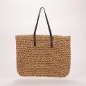 Ψάθινη τσάντα ώμου
