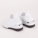 Λευκά sneakers πλατφόρμα