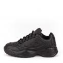 Μονόχρωμα chunky sneakers