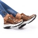 Ultrasole sneakers με animal print
