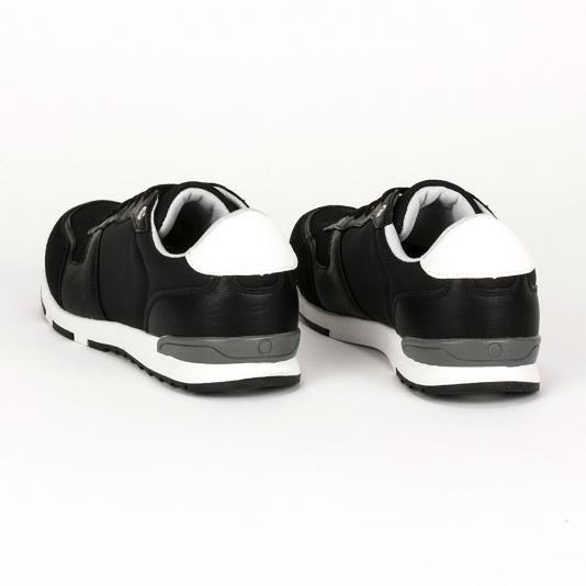 Ανδρικά sneakers με λευκή σόλα