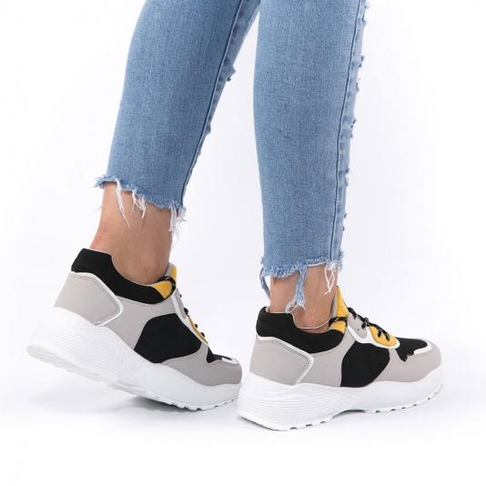Πολύχρωμα δίσολα sneakers
