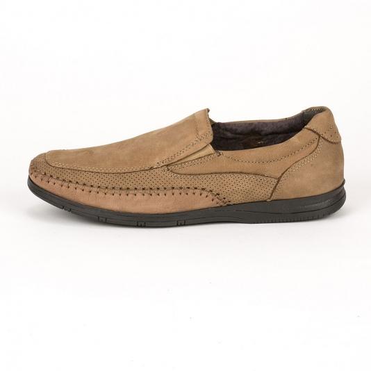 Δερμάτινα παντοφλέ παπούτσια