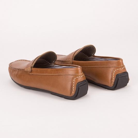 Δερμάτινα loafers S&G