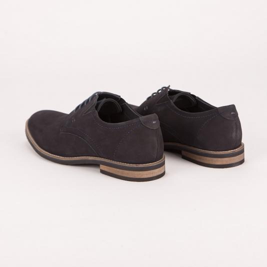 Μπλε δετά παπούτσια S&G