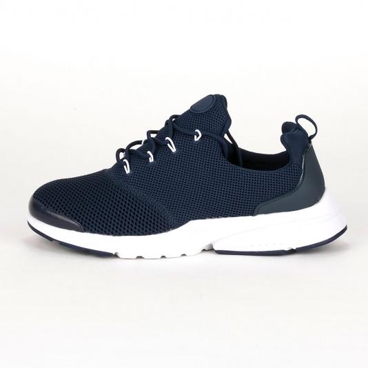 Μπλε αθλητικά παπούτσια