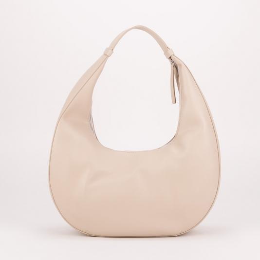 Στρογγυλή τσάντα ώμου