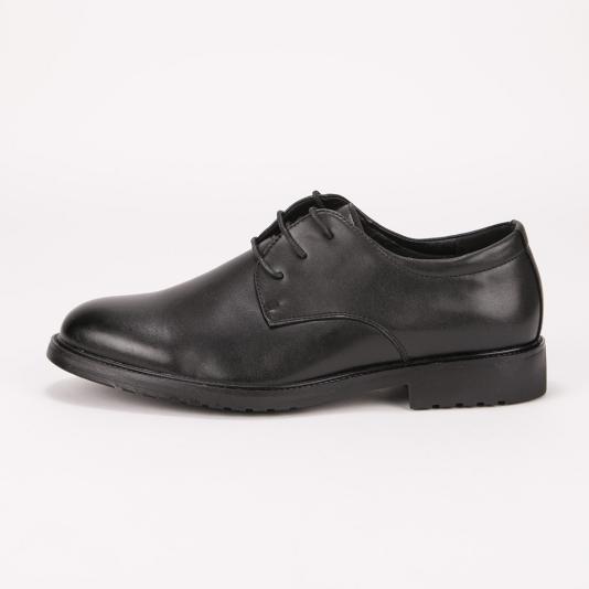 Μαύρα δετά παπούτσια