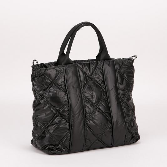 Puffy τσάντα χειρός