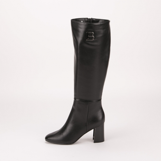 Ψηλοτάκουνες μπότες Laura Biagiotti