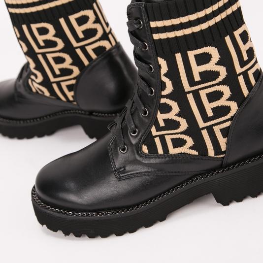 Laura Biagiotti αρβυλάκια με κάλτσα
