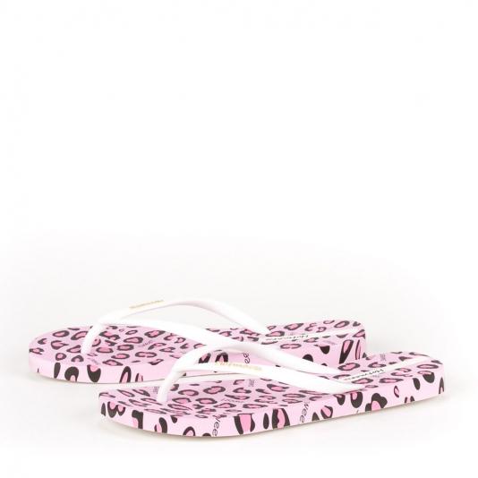 Σαγιονάρες με leopard print