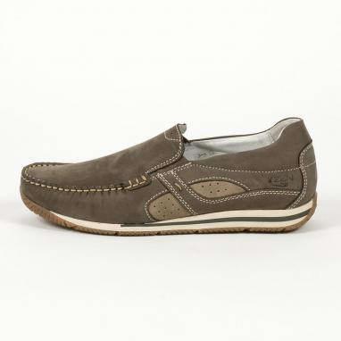 Loafers από γνήσιο δέρμα Zen Age