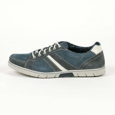 Δερμάτινα αντρικά sneakers