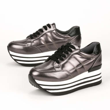 Γυναικεία sneakers flatform