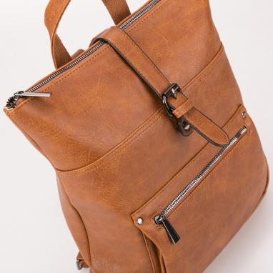 Τσάντα πλάτης σε ορθογώνιο σχήμα