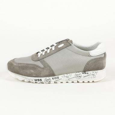 Αντρικά sneakers με μοντέρνα σόλα