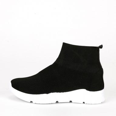 Sneakers ψηλή κάλτσα