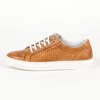Αντρικά sneakers δερμάτινα