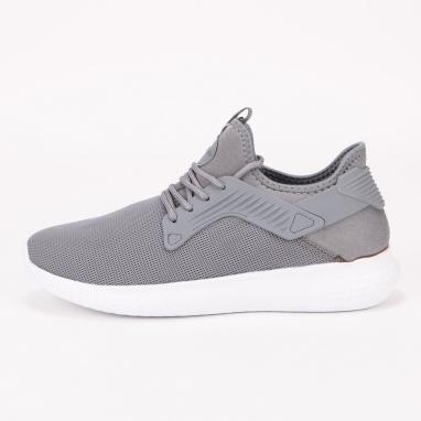 Αθλητικά παπούτσια με συνδυασμό υλικών