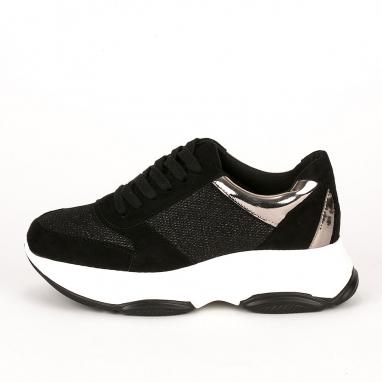 Sneakers με glitter