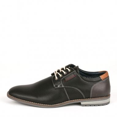 Δετά παπούτσια με τρυπητό σχέδιο
