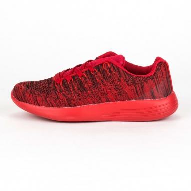 Κόκκινα αθλητικά παπούτσια