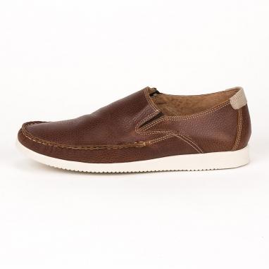 Ελληνικά δερμάτινα loafers