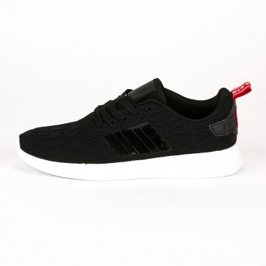 Μαύρα αθλητικά παπούτσια