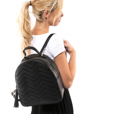 Τσάντα πλάτης καπιτονέ