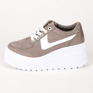 Sneakers με πλατφόρμα