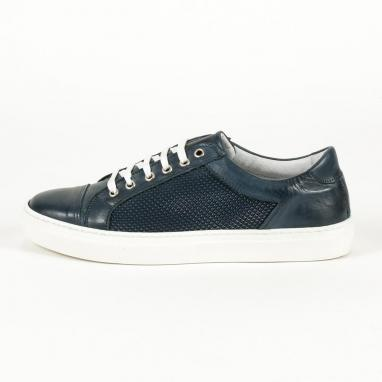 Δερμάτινα ανδρικά sneakers